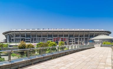 2018年3月 日産スタジアム改修工事|電気設備工事